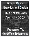 Dragon Dance Graphics - Silver of the Web